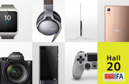 Sony en IFA 2015, conoce las novedades en directo en Xataka