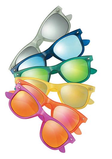 La colección Arcoiris Polaroid Eyewear protege la agudeza visual sin causar estrés ocular