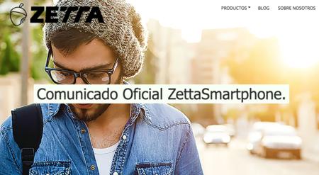 """Zetta rompe su silencio: """"el principal valor de Zetta reside en la adaptación de los smartphone y su servicio postventa"""""""