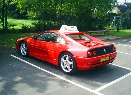 Ferrari autoescuela