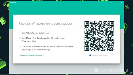 Aber Whatsapp