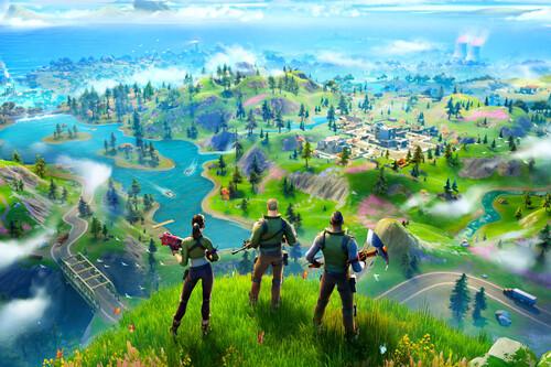 Cómo es jugar a Fortnite en PS5