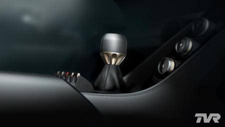 TVR presenta la primera imagen del interior de su nuevo auto