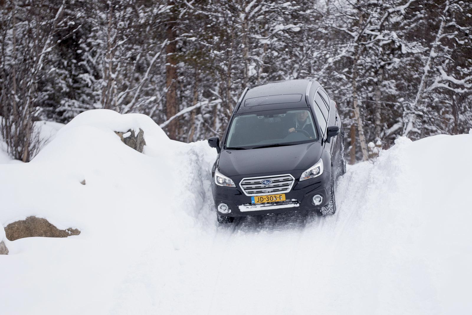 Foto de Subaru Snow Drive 2016 (61/137)