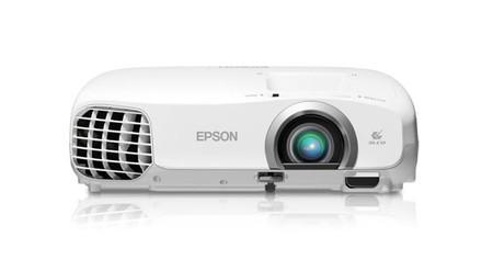 Epson PowerLite Home Cinema 2030, proyector 1080p y 3D por menos de 1.000 dólares