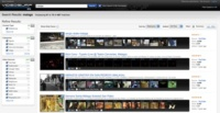 Videosurf, buscador de vídeos con funciones interesantes
