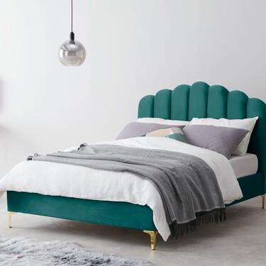 Las camas más espectaculares para crear un efecto wow en tu dormitorio