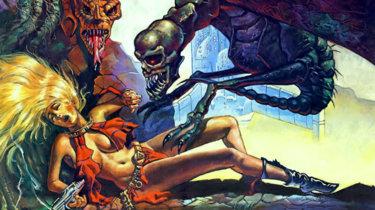 Ciencia-ficción: 'La galaxia del terror', de Bruce D. Clark