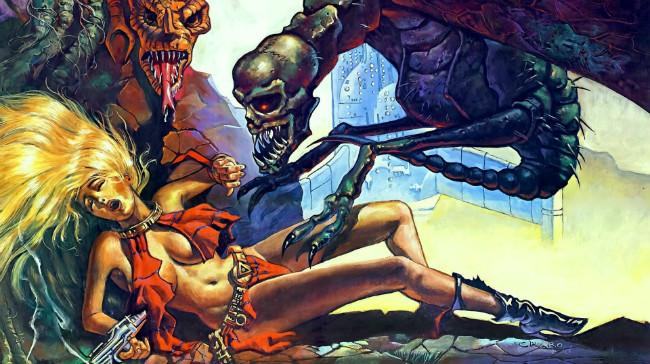 La Galaxia Del Terror Poster