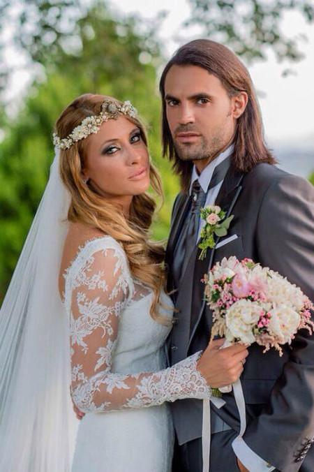 Y este fin de semana se nos casó Elisabeth Reyes