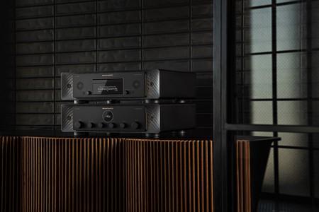 Marantz presenta el amplificador Model 30 y el reproductor SACD 30n, dos modelos HiFi con un bonito diseño industrial