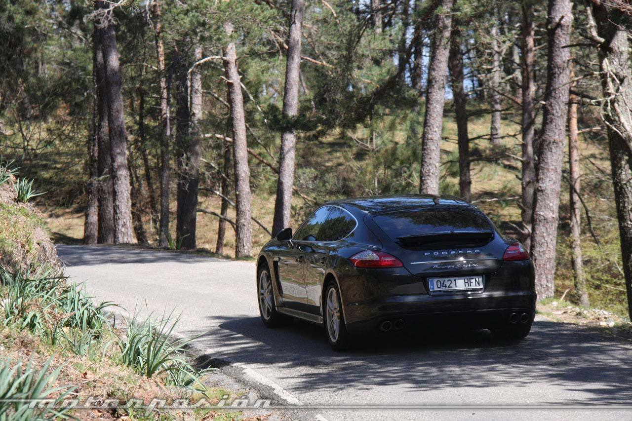 Foto de Porsche Panamera S Hybrid (prueba) (91/94)
