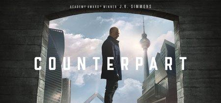 'Counterpart' se consolida como una elegante y absorbente historia de espionaje y ciencia-ficción