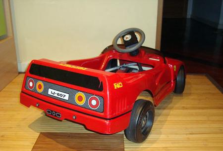 Así eran los coches de nuestra infancia