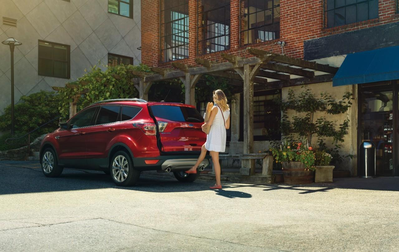Foto de Ford Escape (5/9)