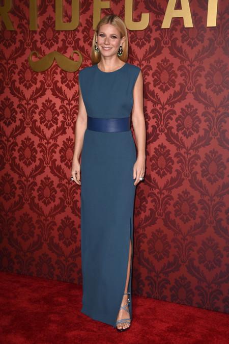 Gwyneth Paltrow Lanvin vestido