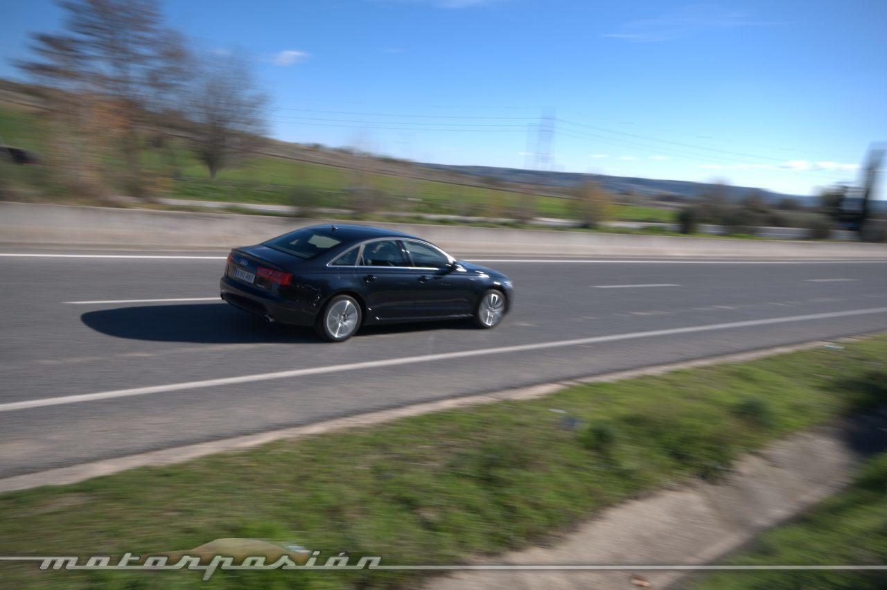 Foto de Audi A6 hybrid (prueba) (95/120)