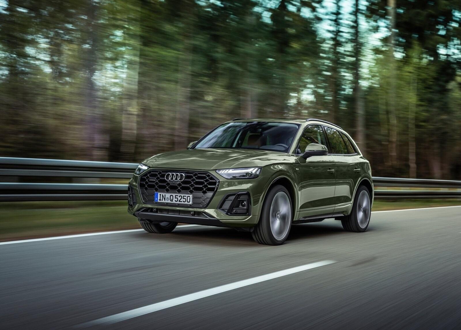 Foto de Audi Q5 2021: Precios, versiones y equipamiento en México (4/13)