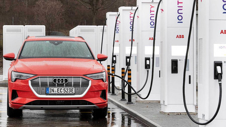Audi E Tron Charging Service