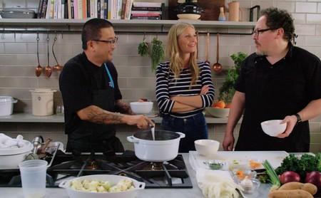 'The Chef Show': Jon Favreau crea para Netflix una versión glamurosa de 'Mi casa es la tuya'