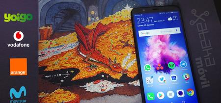 Huawei P Smart con pago a plazos: comparativa precios definitivos con Movistar, Vodafone, Orange y Yoigo