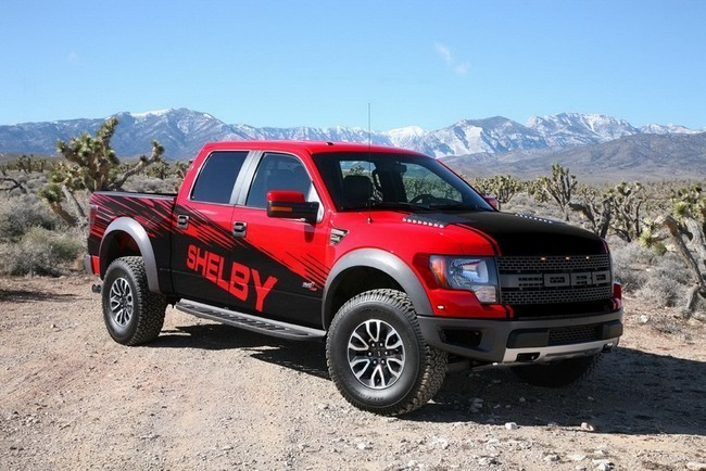 Shelby Ford SVT Raptor