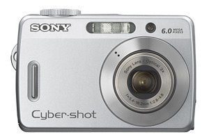 Sony Cybershot DSC-S500