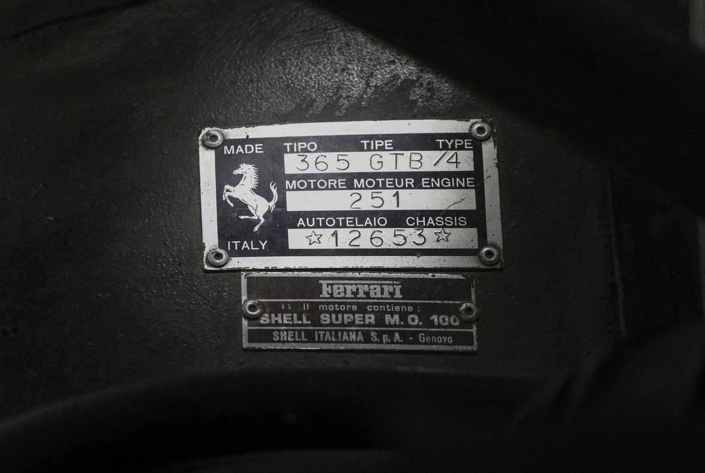 Foto de Ferrari 365 GB4/4 Daytona Berlinetta Alloy by Scaglietti (13/28)