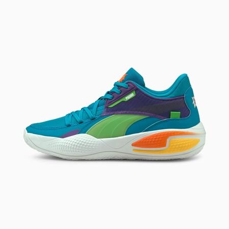 Puma X Rugrats Court Rider Basketball Shoes 1
