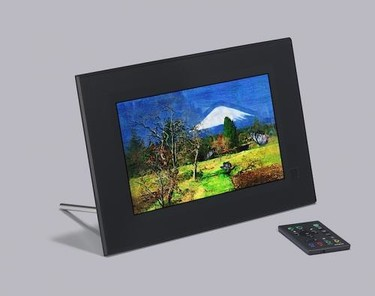 Novedades en marcos digitales: efectos artísticos y 3D