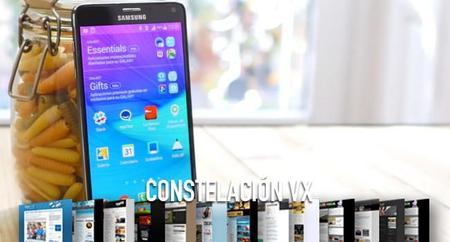 Análisis del Samsung Galaxy Note 4, libros gratis y siete cosas sobre Apple. Constelación VX (CCXIV)