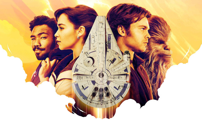 Solo A Star Wars Story 2018 Other