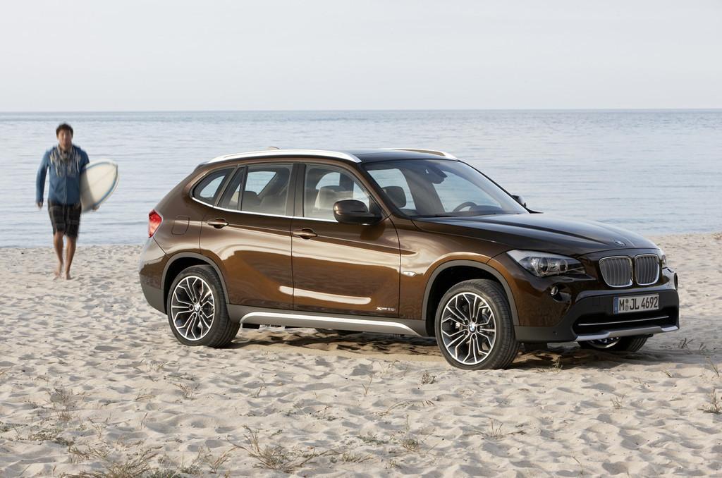 Foto de BMW X1 (117/120)