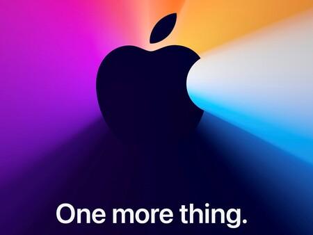 One More Thing: Apple agenda un nuevo evento para el 10 de noviembre, ¿nuevas computadoras con Apple Silicon?