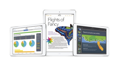 iLife e iWorks se renuevan y pasan a ser gratis con la compra de un dispositivo iOS