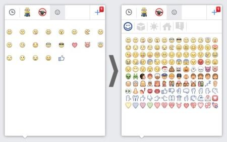 Facebook Secret Emoticons