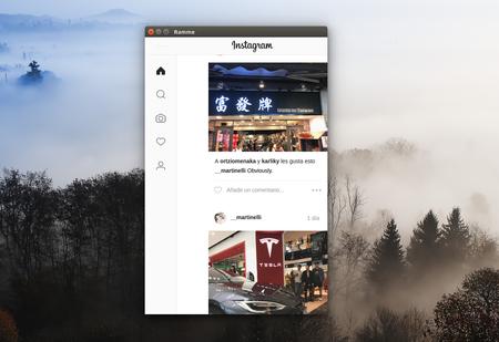 Con este programa para Windows, Linux y macOS puedes subir fotos a instagram desde tu PC