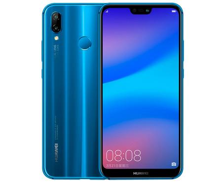 Huawei Nova 3e: el 'notch' llega a la gama media del fabricante chino
