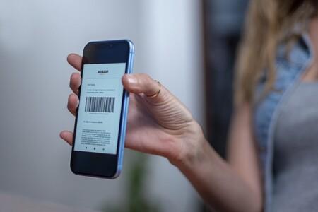 Amazon Hub México Recoger paquetes Tiendas Farmacias Código de barras