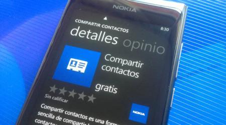 Nokia actualiza sus Lumia con conexión compartida y Compartir contactos