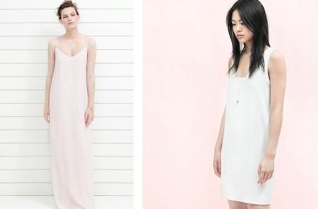 mango ss 2014 vestido rosa