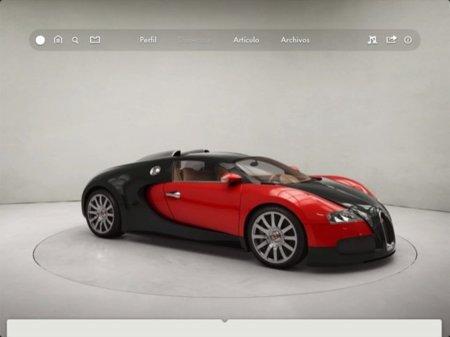 Bugatti Veyron, esta bestia alcanza los 406 Km/h!