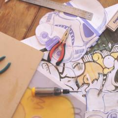 Foto 3 de 12 de la galería homer-simpson-strormtrooper-cake en Trendencias Lifestyle