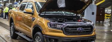 La producción de la Ford Ranger está de regreso en Estados Unidos