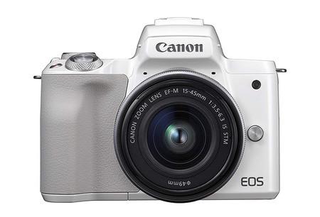 Canon Eos M50 White