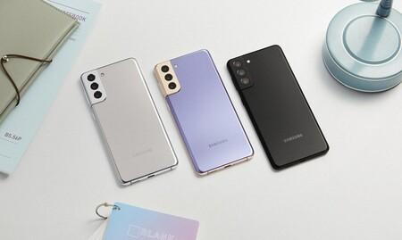 Promoción en el Samsung Galaxy S21+ en Amazon México