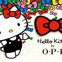 ¿Fan de Hello Kitty? Pues no te pierdas la última colección de OPI