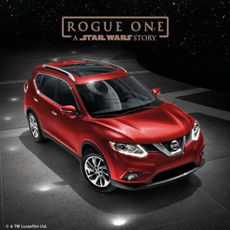 """Nissan se une a la promoción de """"Rogue One: Una Historia de Star Wars"""""""