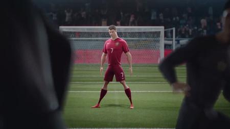 Cristiano Ronaldo nike mundial