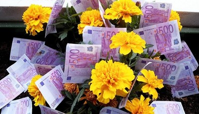 La economía 'B' crece con la crisis económica